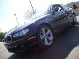 2005 Jet Black BMW 3 Series 325i Coupe #27919921