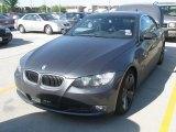 2007 Sparkling Graphite Metallic BMW 3 Series 335i Convertible #27920141