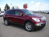 2010 Red Jewel Tintcoat Buick Enclave CXL AWD #27919643