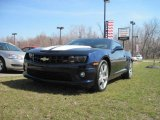 2010 Imperial Blue Metallic Chevrolet Camaro SS/RS Coupe #27920280