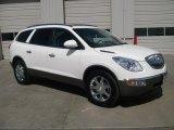 2010 White Opal Buick Enclave CXL AWD #27919653