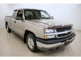 2003 Light Pewter Metallic Chevrolet Silverado 1500 LS Extended Cab #27920299