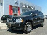 2006 Black Jeep Grand Cherokee Limited 4x4 #27920349
