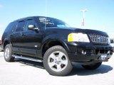 2003 Black Ford Explorer Limited 4x4 #27993039