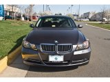 2007 Sparkling Graphite Metallic BMW 3 Series 335xi Sedan #27992905