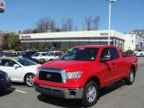 2008 Radiant Red Toyota Tundra SR5 Double Cab #27993332
