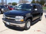 2005 Black Chevrolet Tahoe LS 4x4 #27993190