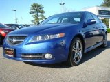 2007 Kinetic Blue Pearl Acura TL 3.5 Type-S #27993047