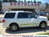 2007 White Chocolate Tri-Coat Lincoln Navigator Ultimate 4x4 #27993197