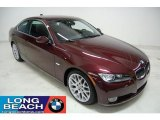 2008 Barbera Red Metallic BMW 3 Series 328i Coupe #27993353