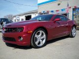 2010 Red Jewel Tintcoat Chevrolet Camaro SS/RS Coupe #27993073