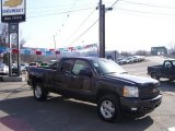 2010 Taupe Gray Metallic Chevrolet Silverado 1500 LT Extended Cab 4x4 #27993075
