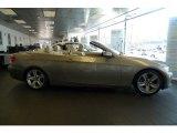 2008 Platinum Bronze Metallic BMW 3 Series 335i Convertible #27993086