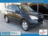 2007 Nighthawk Black Pearl Honda CR-V LX #27992959