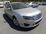 2010 Brilliant Silver Metallic Ford Fusion Sport #27993376