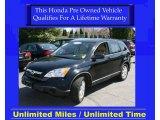2007 Nighthawk Black Pearl Honda CR-V EX 4WD #27993102