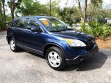 2007 Royal Blue Pearl Honda CR-V LX #27992978
