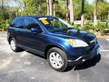 2007 Royal Blue Pearl Honda CR-V EX-L #27992979