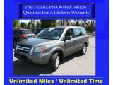 2007 Nimbus Gray Metallic Honda Pilot LX 4WD #27993108