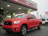 2009 Radiant Red Toyota Tundra TRD Sport Double Cab #27993468