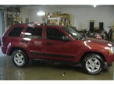 2006 Red Rock Crystal Pearl Jeep Grand Cherokee Laredo 4x4 #28059748