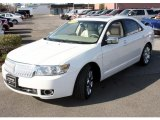 2008 White Suede Lincoln MKZ Sedan #28064581
