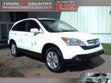2008 Taffeta White Honda CR-V EX-L 4WD #28064723