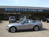 2006 Tungsten Grey Metallic Ford Mustang GT Premium Coupe #28059649