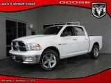 2010 Stone White Dodge Ram 1500 Big Horn Crew Cab #28059423