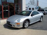 2003 Sterling Silver Metallic Mitsubishi Eclipse GT Coupe #28059689