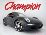 2007 Black Porsche 911 Carrera 4S Coupe #28059432