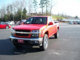 2009 Chevrolet Colorado Z71 Extended Cab 4x4 Data, Info and Specs
