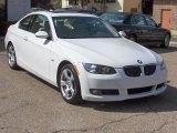 2007 Alpine White BMW 3 Series 328xi Coupe #28059729