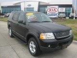 2003 Black Ford Explorer XLT #28059744