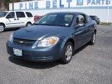 2007 Blue Granite Metallic Chevrolet Cobalt LS Coupe #28064558