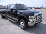2010 Ford F350 Super Duty King Ranch Crew Cab 4x4 Dually Data, Info and Specs