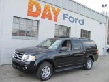2010 Tuxedo Black Ford Expedition EL XLT 4x4 #28092228