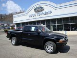 2004 Black Dodge Dakota Sport Club Cab 4x4 #28092373