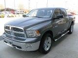 2010 Mineral Gray Metallic Dodge Ram 1500 Big Horn Crew Cab #28092794