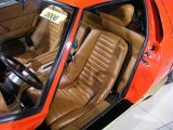 Lamborghini Miura Interiors