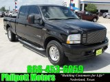 2004 Black Ford F250 Super Duty XLT Crew Cab #28092431