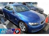 2007 Montego Blue Metallic BMW 3 Series 335i Convertible #28092439