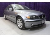 2004 Silver Grey Metallic BMW 3 Series 325i Sedan #28092448