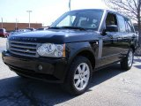2007 Java Black Pearl Land Rover Range Rover HSE #28092132