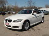 2009 Alpine White BMW 3 Series 335i Sedan #28092303
