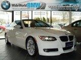 2008 Alpine White BMW 3 Series 328i Convertible #28092185