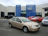 2007 Sandstone Metallic Chevrolet Cobalt LS Sedan #28092337