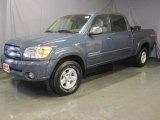 2005 Blue Steel Metallic Toyota Tundra SR5 TRD Double Cab 4x4 #28092561