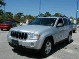 2006 Bright Silver Metallic Jeep Grand Cherokee Limited #28143484