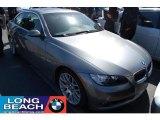 2007 Atlantic Blue Metallic BMW 3 Series 328i Coupe #28143634